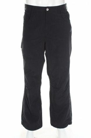 Ανδρικό αθλητικό παντελόνι Adidas, Μέγεθος XL, Χρώμα Μαύρο, Πολυαμίδη, Τιμή 5,52€