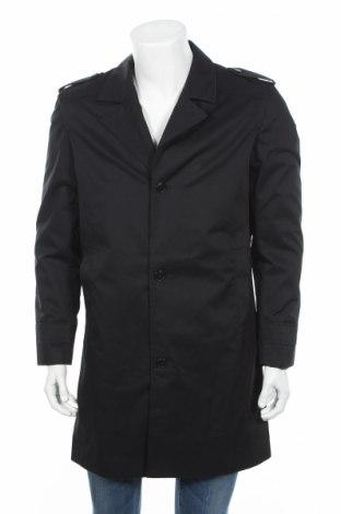Pánsky prechodný kabát  Selected Homme, Veľkosť M, Farba Čierna, 66% polyester, 34% bavlna, Cena  39,41€