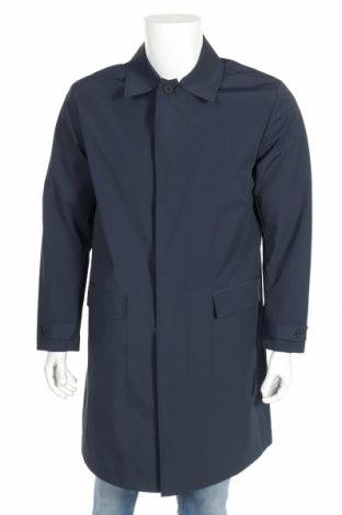 Pánsky kabát  Selected Homme, Veľkosť M, Farba Modrá, 90% polyamide, 10% elastan, Cena  39,89€
