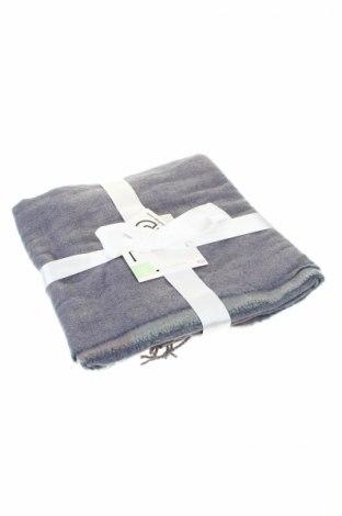 Одеяло C&A, Цвят Сив, 55% полиестер, 45% акрил, Цена 23,04лв.