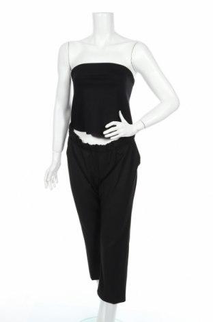 Maternity pants Zara Mum, Μέγεθος XL, Χρώμα Μαύρο, 67% πολυεστέρας, 29% βισκόζη, 4% ελαστάνη, Τιμή 16,74€