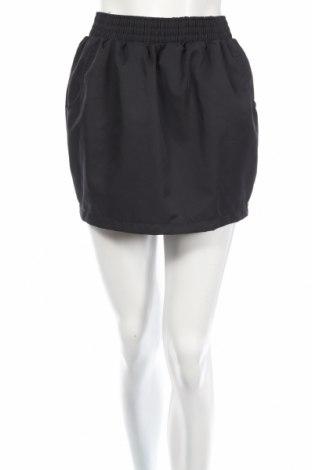 Пола American Apparel, Размер M, Цвят Черен, Полиестер, Цена 5,51лв.