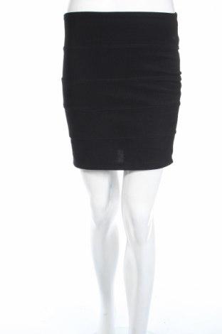 Пола Amisu, Размер M, Цвят Черен, 95% полиестер, 5% еластан, Цена 5,45лв.