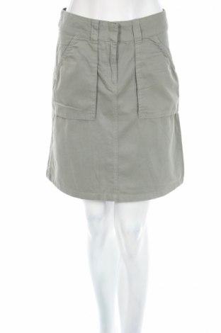 Пола H&M, Размер S, Цвят Зелен, Памук, Цена 7,18лв.