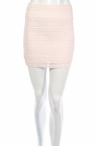 Пола H&M Divided, Размер XS, Цвят Розов, Цена 4,73лв.