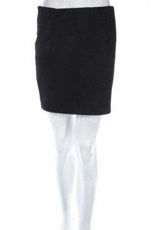 Φούστα Ichi, Μέγεθος M, Χρώμα Μαύρο, 95% πολυεστέρας, 5% ελαστάνη, Τιμή 5,53€