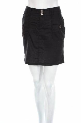 Φούστα Sxe, Μέγεθος M, Χρώμα Μαύρο, 55% λινό, 45% βαμβάκι, Τιμή 4,85€