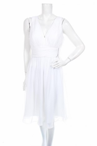 Рокля Astrapahl, Размер M, Цвят Бял, 100% полиестер, Цена 57,96лв.