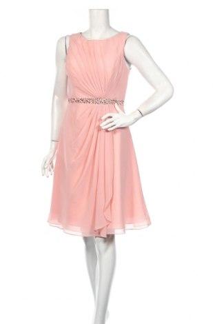 Sukienka Mascara, Rozmiar M, Kolor Różowy, Poliester, Cena 103,05zł