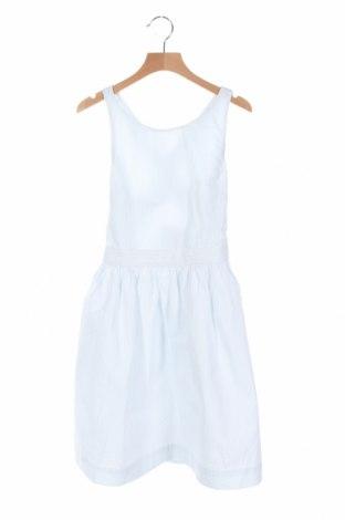 Rochie Ralph Lauren, Mărime M, Culoare Albastru, Bumbac, Preț 287,34 Lei