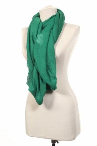 Eșarfă, Culoare Verde, Poliacrilic, Preț 63,16 Lei