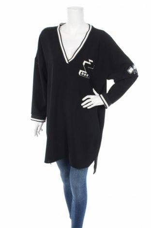 Tunică Zara, Mărime XL, Culoare Negru, Preț 119,70 Lei