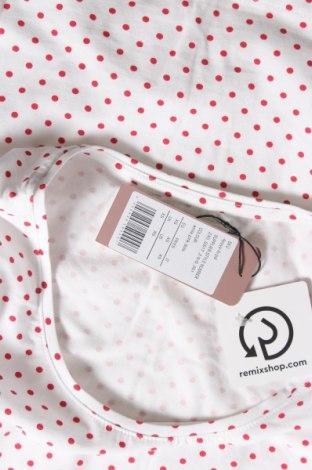 Блуза за бременни, Размер XS, Цвят Бял, 95% памук, 5% еластан, Цена 4,23лв.
