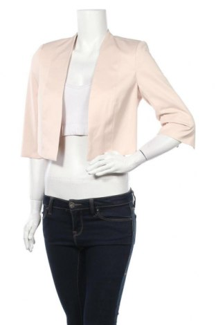 Bolero  Comma,, Velikost M, Barva Růžová, 50% polyester, 47% bavlna, 3% elastan, Cena  1403,00Kč