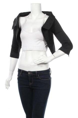 Bolero  Forever New, Velikost XS, Barva Černá, 52% bavlna, 45% viskóza, 3% elastan, Cena  255,00Kč