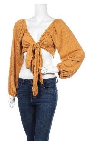 Bolero  Temt, Velikost XL, Barva Žlutá, Polyester, bavlna, elastan, Cena  318,00Kč