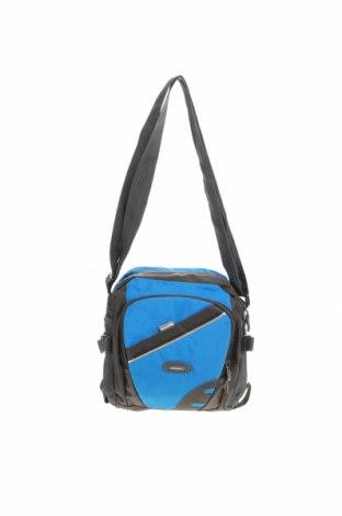 Τσάντα, Χρώμα Γκρί, Κλωστοϋφαντουργικά προϊόντα, Τιμή 18,84€