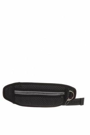Чанта за кръст, Цвят Черен, Текстил, Цена 30,92лв.