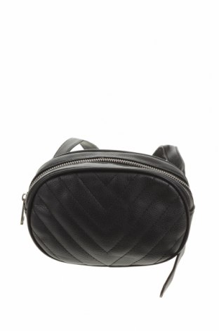 Чанта за кръст, Цвят Черен, Еко кожа, Цена 24,99лв.