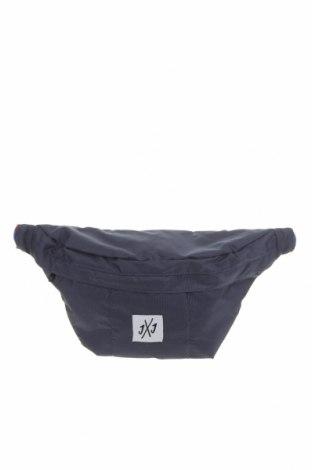 Чанта за кръст Jack & Jones, Цвят Син, Текстил, Цена 34,50лв.