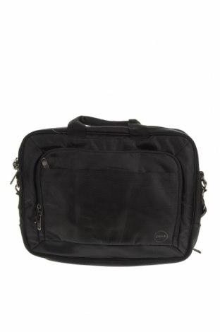 Чанта за лаптоп Dell, Цвят Черен, Текстил, Цена 30,24лв.