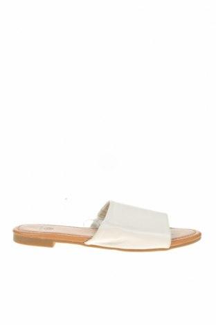Pantofle B Collection, Velikost 37, Barva Bílá, Eko kůže, Cena  287,00Kč
