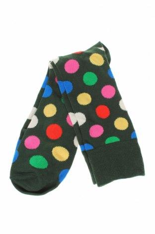 Чорапи Happy Socks, Размер L, Цвят Многоцветен, 86% памук, 12% полиамид, 2% еластан, Цена 9,03лв.