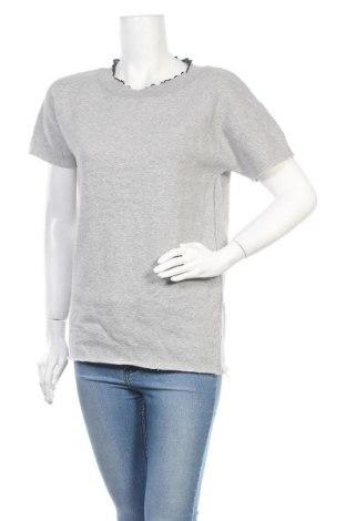 Дамска блуза, Размер M, Цвят Сив, Цена 4,52лв.