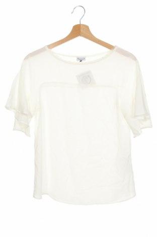 Дамска блуза Adolfo Dominguez, Размер XS, Цвят Бял, 98% полиестер, 2% еластан, Цена 89,25лв.