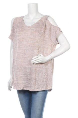 Дамска блуза Alexia, Размер XXL, Цвят Многоцветен, Полиестер, вискоза, еластан, Цена 13,39лв.