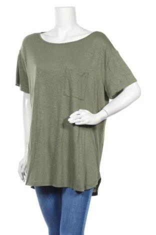 Дамска блуза Alexia, Размер XXL, Цвят Зелен, Полиестер, вискоза, еластан, Цена 28,35лв.