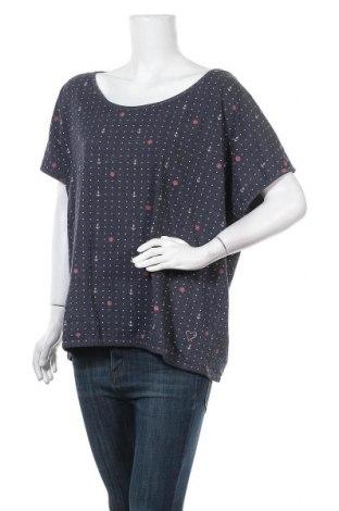 Γυναικεία μπλούζα Alife And Kickin, Μέγεθος XXL, Χρώμα Μπλέ, 65% βαμβάκι, 35% πολυεστέρας, Τιμή 18,93€
