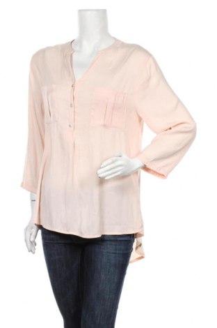 Дамска блуза Amisu, Размер L, Цвят Розов, 100% полиестер, Цена 7,14лв.