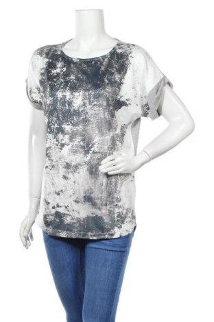 Дамска блуза Amy Vermont, Размер M, Цвят Многоцветен, Полиестер, вискоза, еластан, Цена 15,30лв.