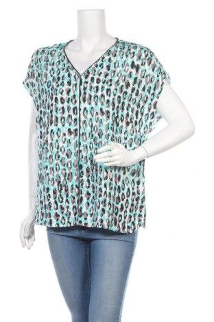 Дамска блуза Anna Aura, Размер XL, Цвят Многоцветен, Вискоза, Цена 26,46лв.