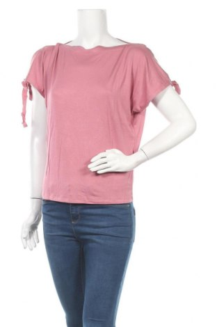 Дамска блуза Anna Field, Размер S, Цвят Розов, 95% вискоза, 5% еластан, Цена 8,74лв.