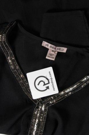 Bluză de femei Anna Field, Mărime XS, Culoare Negru, Poliester, Preț 88,82 Lei