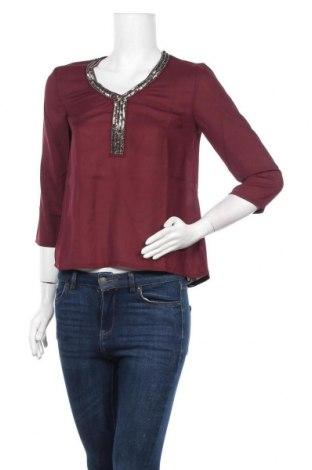 Дамска блуза Anna Field, Размер XS, Цвят Червен, Полиестер, Цена 28,50лв.