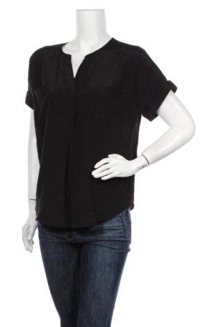 Дамска блуза Ashley Brooke, Размер L, Цвят Черен, Полиестер, Цена 17,96лв.