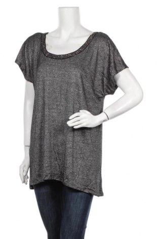 Γυναικεία μπλούζα Autograph, Μέγεθος XL, Χρώμα Γκρί, 60% βισκόζη, 27% μεταλλικά νήματα, 11% πολυεστέρας, 2% ελαστάνη, Τιμή 9,35€