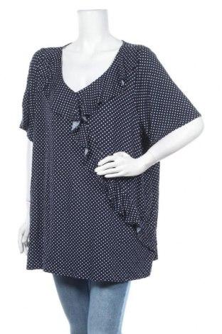 Γυναικεία μπλούζα Autograph, Μέγεθος XXL, Χρώμα Μπλέ, 95% βισκόζη, 5% δερματίνη, Τιμή 18,19€