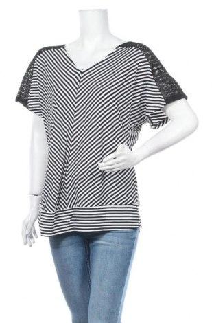 Γυναικεία μπλούζα Autograph, Μέγεθος XL, Χρώμα Μαύρο, Βισκόζη, ελαστάνη, Τιμή 23,45€
