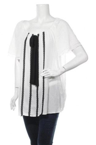 Γυναικεία μπλούζα Autograph, Μέγεθος XL, Χρώμα Λευκό, Πολυεστέρας, πολυαμίδη, Τιμή 11,69€