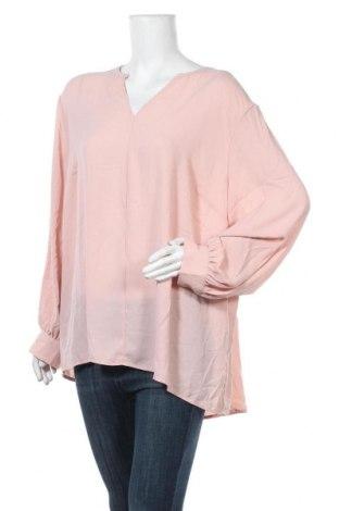 Дамска блуза Ava & Viv, Размер XXL, Цвят Розов, Полиестер, Цена 15,12лв.