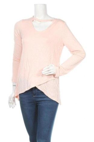 Дамска блуза B.You, Размер L, Цвят Розов, 95% вискоза, 5% еластан, Цена 3,19лв.