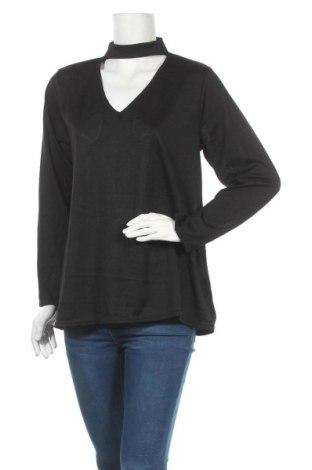 Дамска блуза B.You, Размер L, Цвят Черен, 95% полиестер, 5% еластан, Цена 3,04лв.