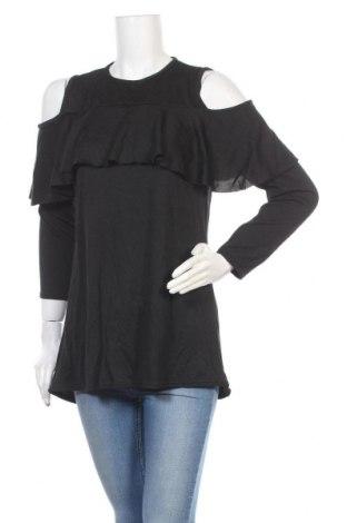 Дамска блуза B.You, Размер L, Цвят Черен, 95% полиестер, 5% еластан, Цена 33,00лв.