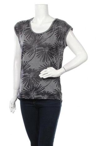 Дамска блуза Beach Time, Размер S, Цвят Сив, 66% полиестер, 34% памук, Цена 23,12лв.