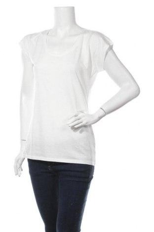 Дамска блуза Beach Time, Размер M, Цвят Бял, 50% вискоза, 50% памук, Цена 23,80лв.