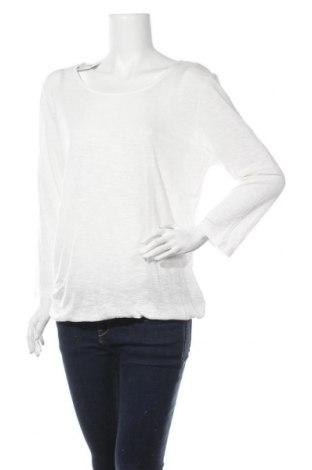 Дамска блуза Beach Time, Размер XL, Цвят Бял, 80% памук, 20% полиамид, Цена 31,50лв.